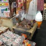 Kuromon Market stall