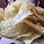 Excellent non-chain Mexican food. Chips are made from real tortillas. Cheese dip was amazing. Yo