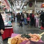Takoyaki (600 Yen - very filling)