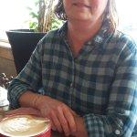 largest latte!