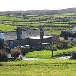 Cregneash village and farm