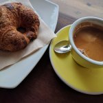 croissant / double expresso 6,15$