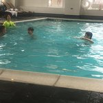My kids love going to the Hyatt during the winter to go in the indoor pool. I like it because it