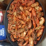 3 lbs Crawfish and Shrimp & Oyster Basket