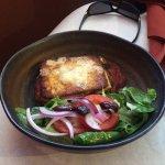 Polent lasagna