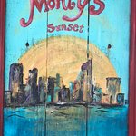 Hello, from Monty's!