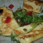 Haloumi Cheese Entree