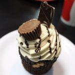 Peanut Butter Choc. Cupcake