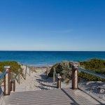 Overlooking Sorrento Beach