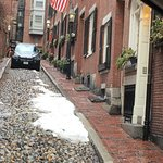 Most photographed street in Boston