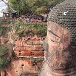 Photo de Leshan Giant Buddha (Da Fo)