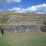 Photo de Sacsayhuamán