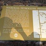 Puako Petroglyph Archaeological Preserve Foto