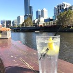 Drinks on the river