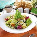 自助式蔬食午餐