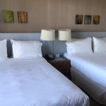 2 queen beds, room 455