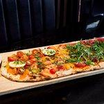 Half a metre pizza $65
