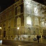 Fachada exterior Palacio Marques de dos Aguas