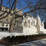 Beautiful statues.