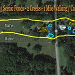Overhead View - Fitness Trail - Features