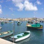 Photo of Marsaxlokk Bay