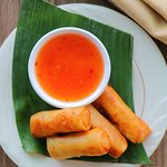 Popiah (fried spring rolls)