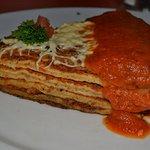 Bolognai palacsinta lasagne