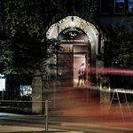 Eingang blindekuh Zürich