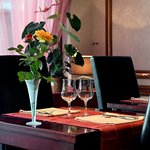 Hotel et Restaurant Le Bourgogne Aufnahme