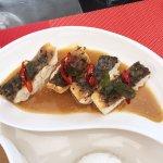 salmon fish in ceylon curry