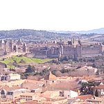 Medieval City from afar