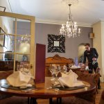 Our light and spacious restaurant serves the very best in local, Scottish produce