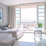 Doble superior vista marina con terraza