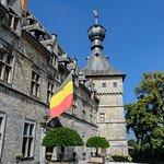 Façade du Château Chimay ©Patricia Portetelle