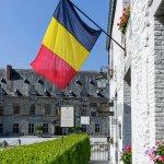Accueil du Château de Chimay ©Patricia Portetelle