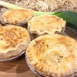 Our homemade Pies.... Such excellent quality and taste.
