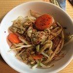 Salade proposée