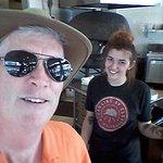 Service with a smile at Stone Neapolitan Pizzeria!