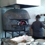 Stove is always ready at Stone Neapolitan Pizzeria.