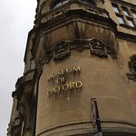 Museum of Oxford in Oxford Town Hall UK
