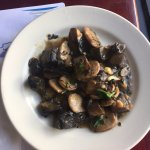 Mushroom & Sausages