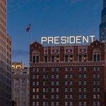 Hilton President Kansas City Foto