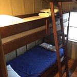 Bunk in bedroom #2
