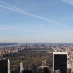 vistas desde el top of the Rock