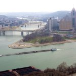Point State Park from Duquesne Incline