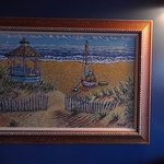 one of several paintings for sale by the same artist --reminds me of Van Gogh