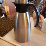 coffee pot for refills
