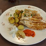 Grilled chicken Ponvica