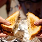 Duck Grilled Cheese