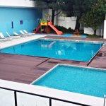Novotel pool